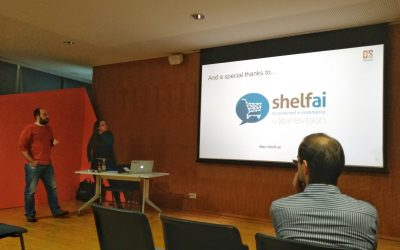 Shelf.AI Proudly Supported Data Science Meetup at UPTEC, Porto!